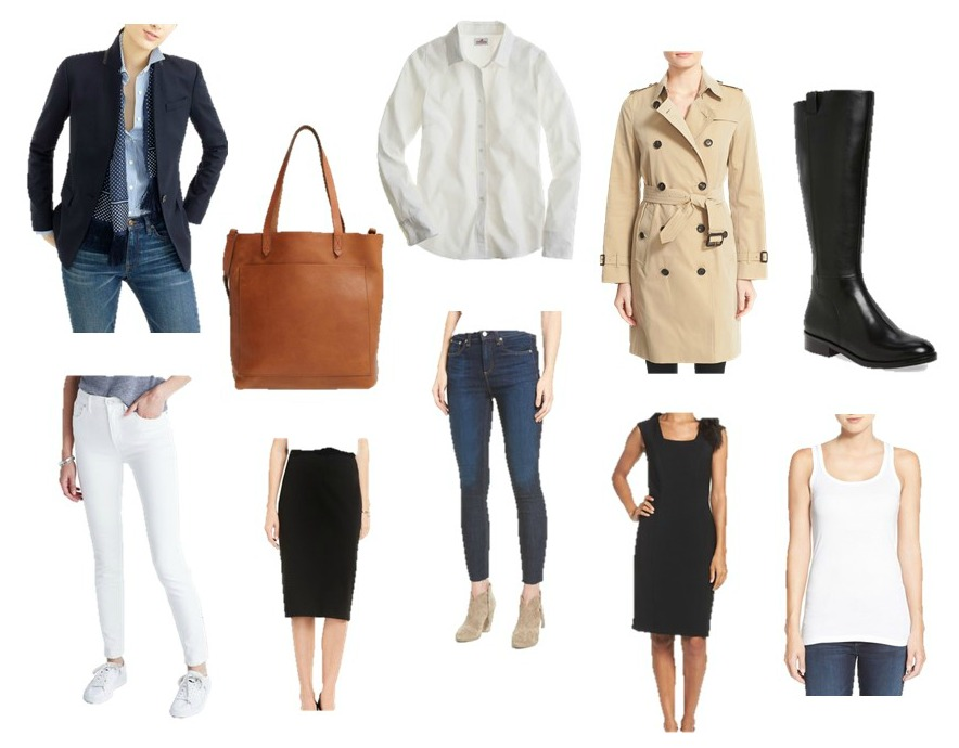 What to Wear: 10 Wardrobe Pieces that Never Go out of ...