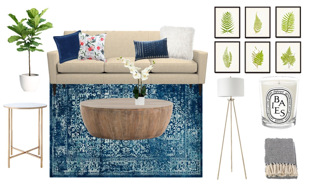 Mood board monday a modern living room jane at home for Modern living room mood board